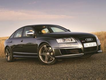 Audi RS 6 c6 Седан