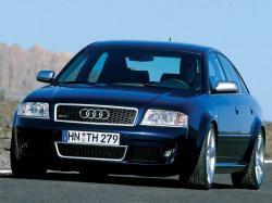 Audi RS6 I (C5) Седан