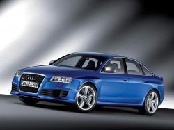 Audi RS6 II (C6) Седан