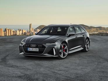 Audi RS 6 IV (c8) Универсал 5 дв.
