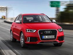 Audi RS Q3 I
