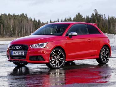 Audi S1 typ 8X Хэтчбек 3 дв.