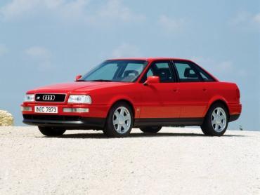 Audi S2 I Седан