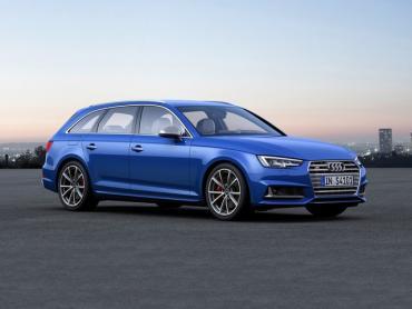 Audi S4 b9 Универсал 5 дв.