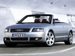 Audi S4 II (B6) Кабриолет