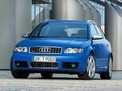 Audi S4 II (B6) Универсал 5дв.