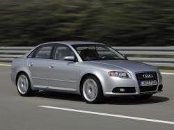 Audi S4 III (B7) Седан