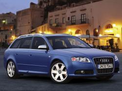 Audi S4 III (B7) Универсал 5дв.