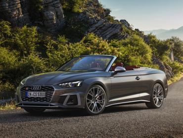 Audi S5 II (f5) рестайлинг Кабриолет