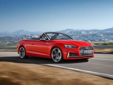 Audi S5 II Кабриолет