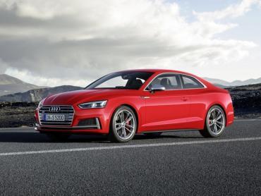 Audi S5 II Купе