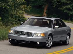 Audi S8 I (D2) Рестайлинг