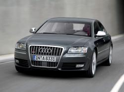 Audi S8 II (D3) Рестайлинг