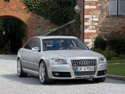 Audi S8 II (D3)