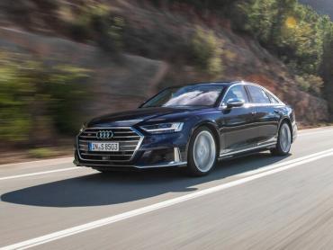 Audi S8 IV (d5) Седан