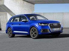 Audi SQ7 I