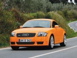Audi TT I (8N) Рестайлинг Купе