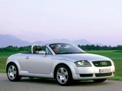 Audi TT I (8N) Кабриолет