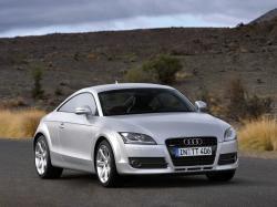 Audi TT II (8J) Купе