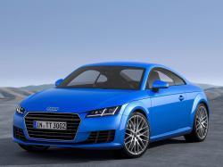 Audi TT III (8S) Купе