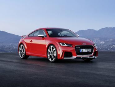 Audi TT RS typ 8s Купе