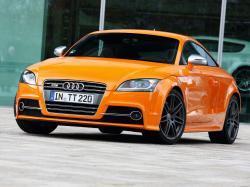 Audi TTS II (8J) Рестайлинг Купе