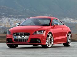 Audi TTS II (8J) Купе