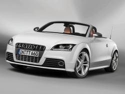 Audi TTS II (8J) Родстер