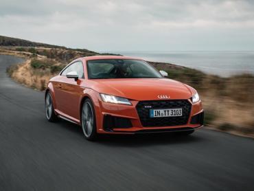 Audi TTS III (8s) рестайлинг Купе