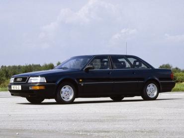 Audi V8 4C 4c Седан Long