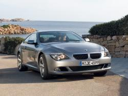 BMW 6er II (E63/E64) Рестайлинг Купе
