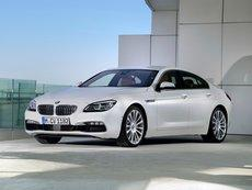 BMW 6er III (F06/F13/F12) Рестайлинг Седан