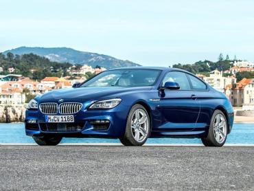 BMW 6 серия f12, f13, f06 Рестайлинг Купе