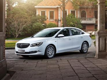 Buick Excelle III Седан