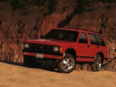 Chevrolet Blazer I Рестайлинг Внедорожник 5 дв.