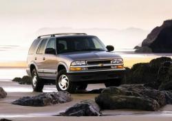 Chevrolet Blazer II Рестайлинг Внедорожник 5дв.