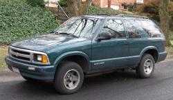 Chevrolet Blazer II Внедорожник 3дв.
