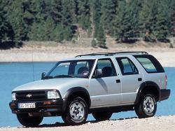 Chevrolet Blazer II Внедорожник 5дв.