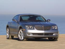 Chrysler Crossfire Купе