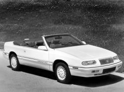 Chrysler Le Baron Кабриолет