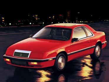 Chrysler LeBaron III Купе