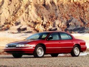 Chrysler New Yorker XIV Седан