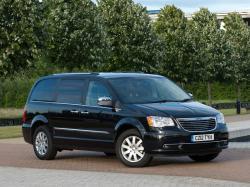 Chrysler Voyager V Рестайлинг