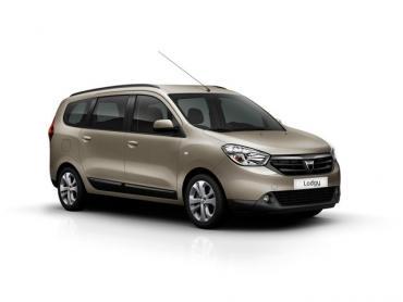 Dacia Lodgy 2012 н.в. Компактвэн
