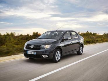Dacia Logan II Рестайлинг Седан