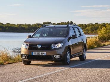 Dacia Logan II Рестайлинг Универсал 5 дв.