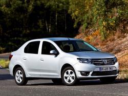 Dacia Logan II Седан