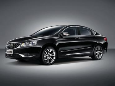 Geely Emgrand GT I Седан