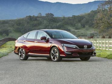 Honda FCX Clarity II Седан