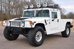 Hummer H1 Пикап Одинарная кабина
